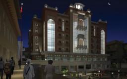 Re-Development of Gurudwara Sis Ganj Sahib, New Delhi